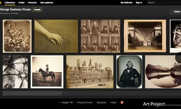 George Eastman House Becomes First Photography Museum on Google Art Project