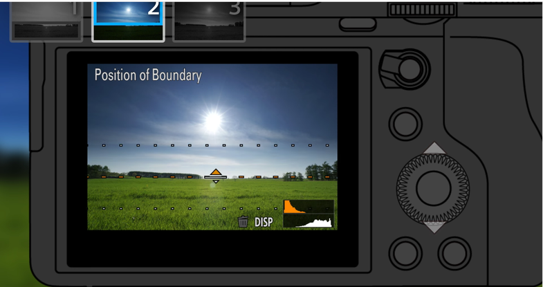 Sony PlayMemories Sky HDR