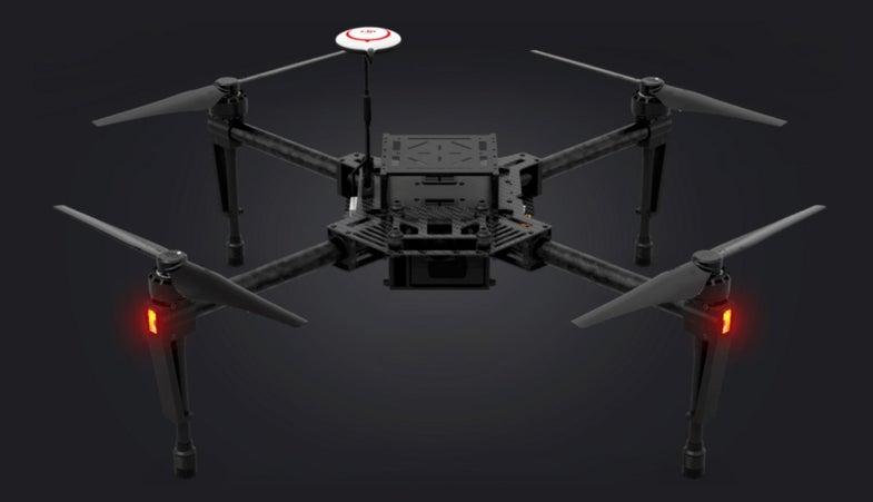 DJI Matrice 100 Drone