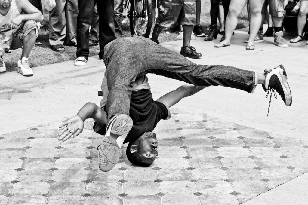 """""""Breakdancer"""""""