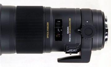 Sigma 180mm f/2.8 APO Macro EX DG OS HSM