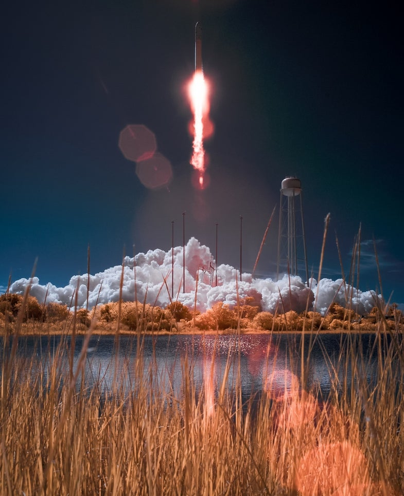ir launch