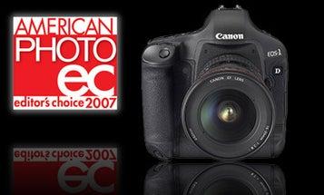 Editor's Choice 2007: Advanced DSLRs