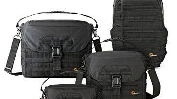 LowePro ProTactic bags