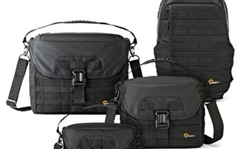 New Gear: LowePro ProTactic Expands With Four New, More Compact Bags
