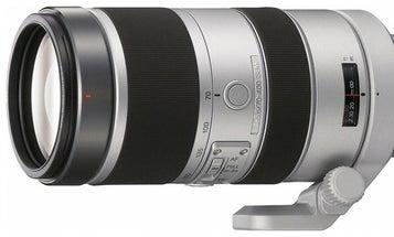 Sony 70-400mm f/4-5.6G SSM