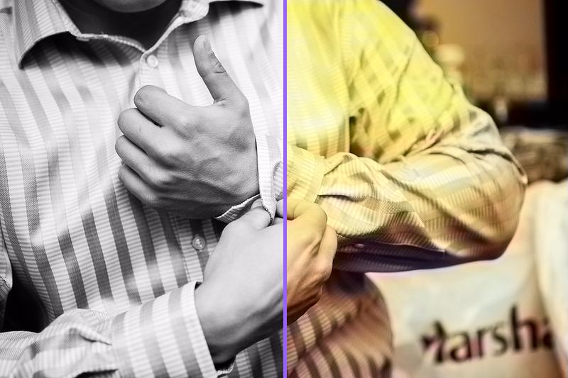 Algorithm colorizes black-and-white photos