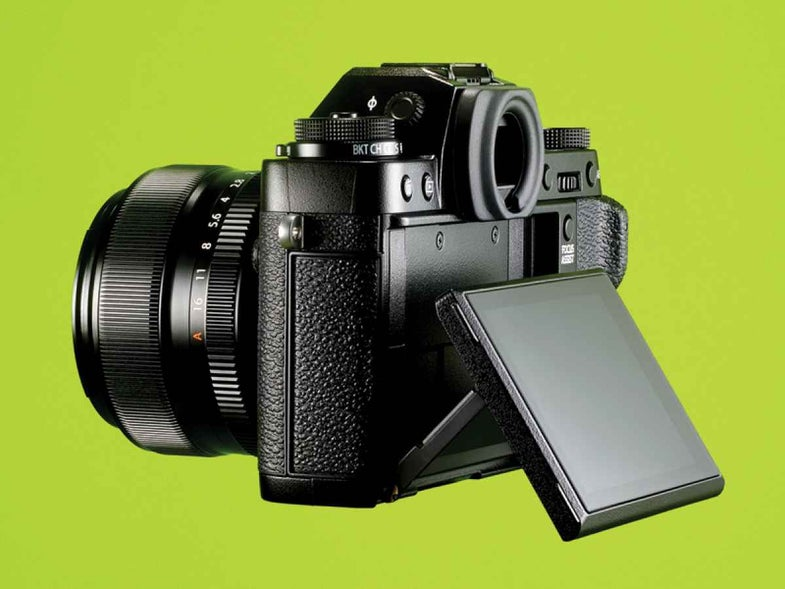 Fujifilm X-T1 Firmware 4.0 Update Brings Serious Autofocus Improvements