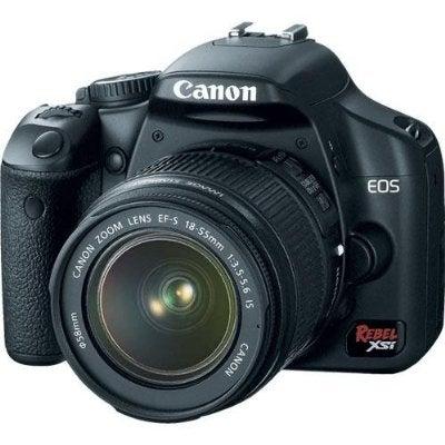 Camera Test: Canon EOS Rebel XSi