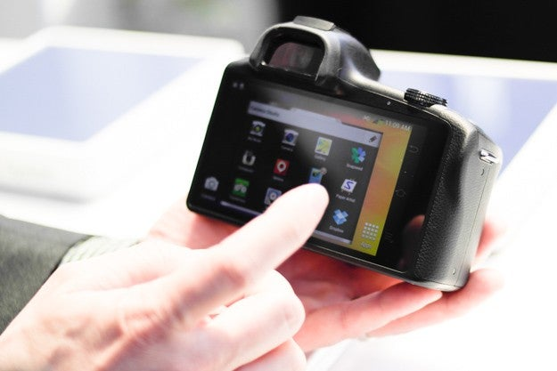 Smart Camera Google Hangout