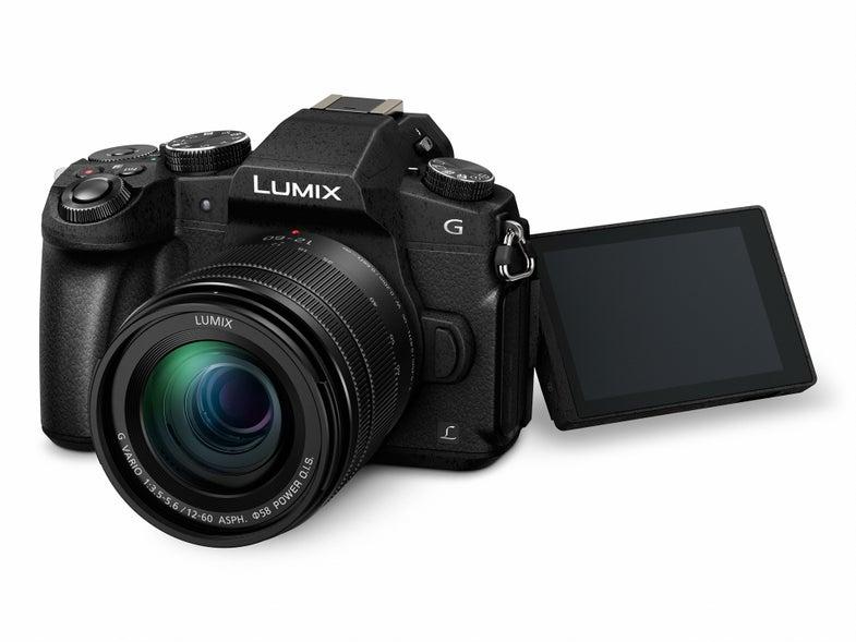 Panasonic G85 Mirrorless Camera