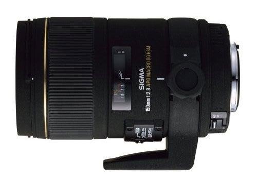 Sigma 150MM f/2.8 EX APO DG HSM Macro