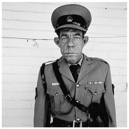 """Sergeant-F-de-Bruin-Department-of-Prisons-employe"""
