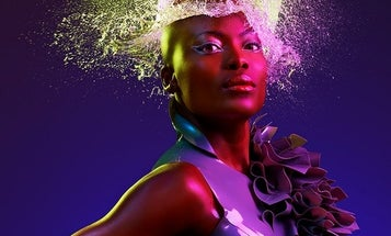"""Behind the Scenes with Tim Tadder's """"Water Wigs"""" Photos"""