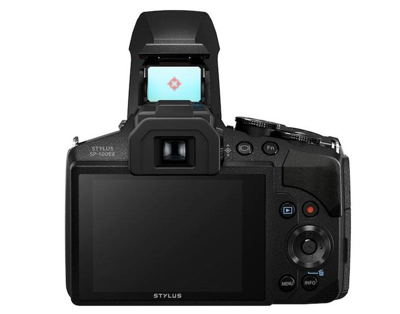 Olympus SP100ee Super  Zoom Camera