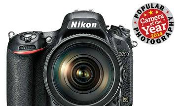 Camera of the Year: Nikon D750