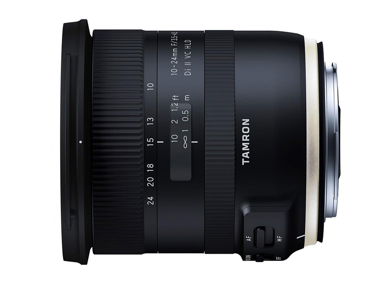 Tamron 10-24mm Lens