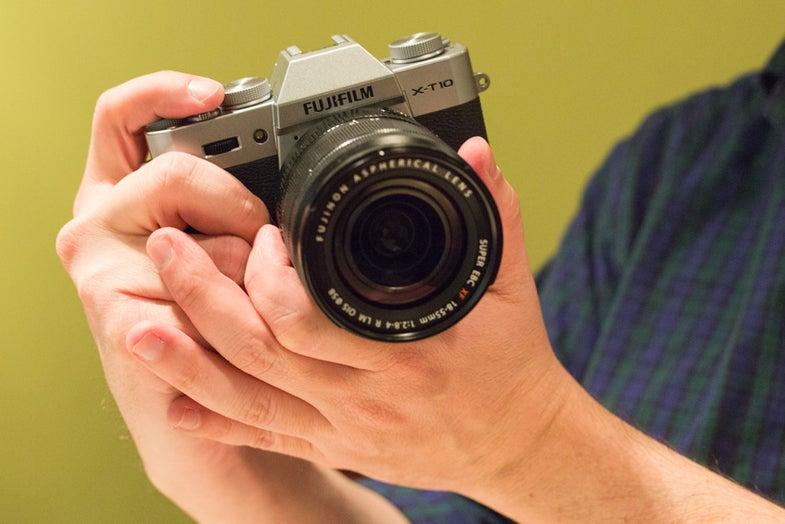 New Gear: Fujifilm X-T10 Camera and XF90mm F/2 R LM WR Lens