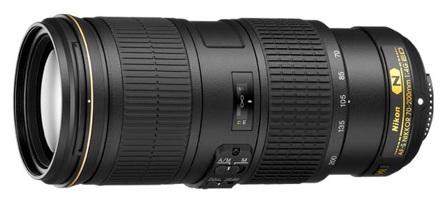 Nikon 70-200 f/4