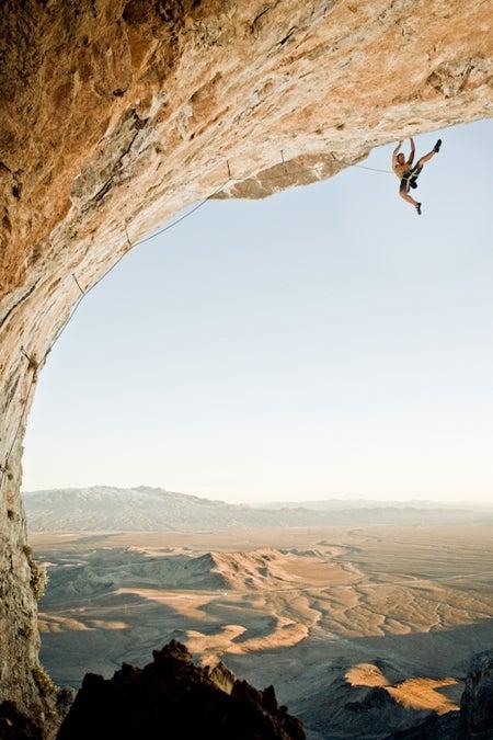 Mesquite-Climbing