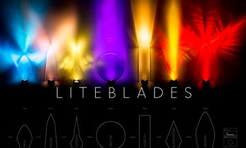 New Gear: Liteblades Add Edge To Your Light Painting