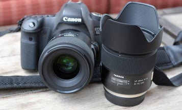 Tamron 35mm F/1.8 and 45mm F/1.8 SP Lenses: First Impressions and Sample Images