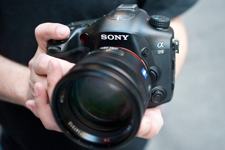 Sony A99 Main