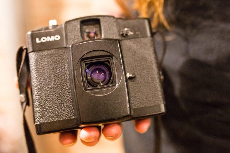 Hands On: Lomography LC-A 120 Medium Format Film Camera