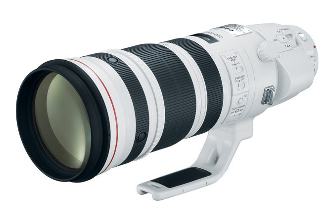 Canon 200-400mm F/4L IS 1.4x Extender Telephoto Zoom Lens
