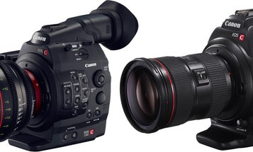 Canon Unveils Two New Cinema Cameras And Four More Lenses