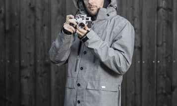 New Gear: COOPH Rain Jacket Carries Camera Gear in Style