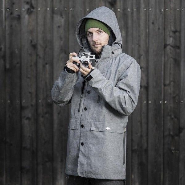COOPH Rain Jacket For Photographers