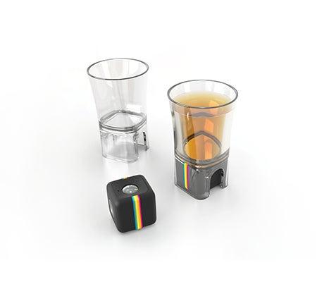 Polaroid Shot Glass Action Camera Mount