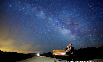 Astro Engagement Portraits By Robert Paetz