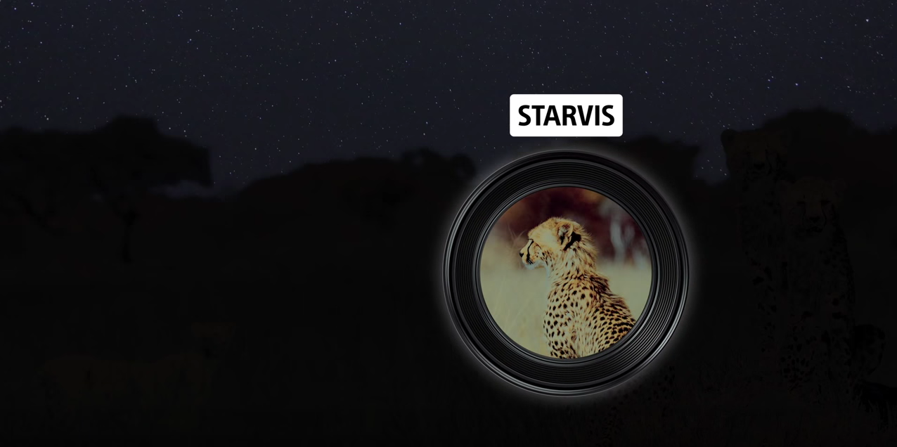 Sony Starvis ultra-sensitive sensor technology