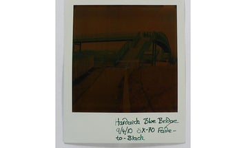 Polaroid Fade-to Black Film Made Photos That Disappeared Way Before Snapchat