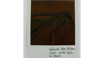 Polaroid Fade to Black Film