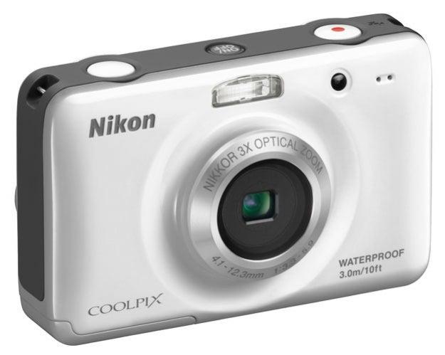 Nikon S30 Point and Shoot