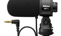 Nikon ME-1 Microphone Is Built for Better DSLR Audio