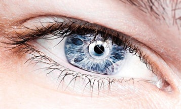 How to: Photograph your own eye