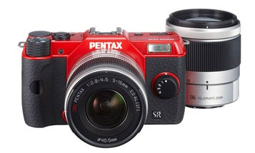 New Gear: Pentax Q10 Camera, 14-45mm Zoom Lens, and K-Mount Lens Adapter
