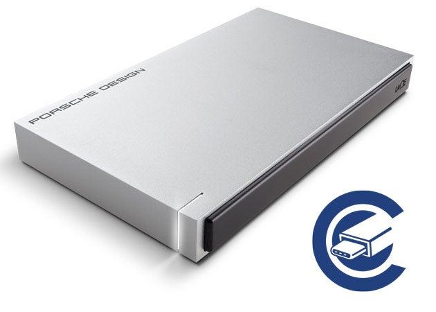Lacie USB-C External Hard Drive