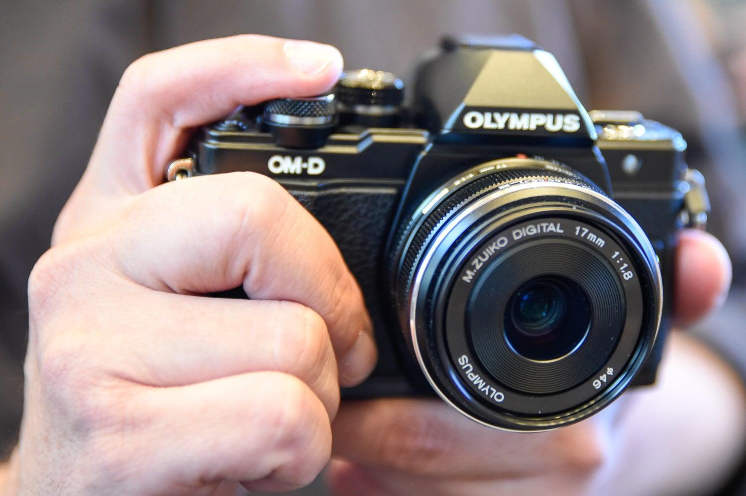 New Gear: Olympus OM-D E M10 Mark II Camera