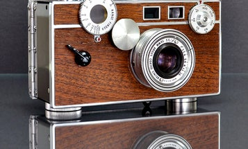 Ilott Vintage Gives Classic Cameras New Life with Gorgeous, Pricy Wood Veneers