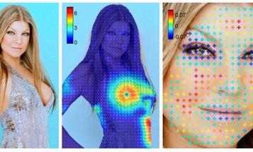 Researchers Create Way to Measure Photo Retouching