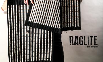 Kickstarter: RagLite Is a Super-Flexible LED Light Panel