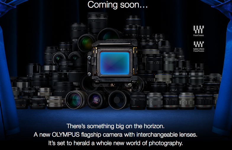 Olympus Teaser Page