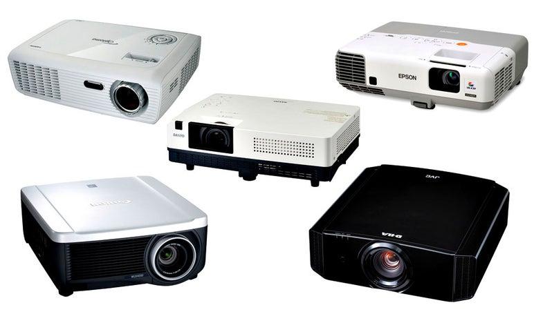 Round Up: Projectors
