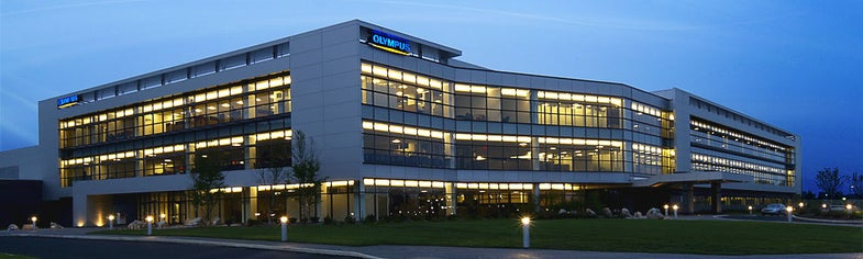 olympus headquarters