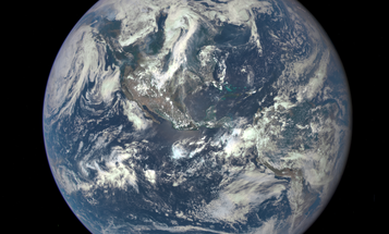 This Photo of Earth Was Taken From a Million Miles Away